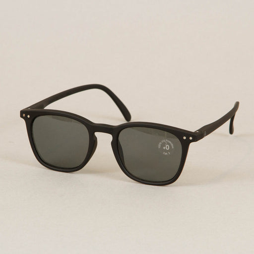 #E The Trapeze Sunglasses in BLACKIZIPIZI - CACTWS