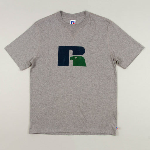 Heritage Jerry Short Sleeve T-Shirt in HEATHER GREY
