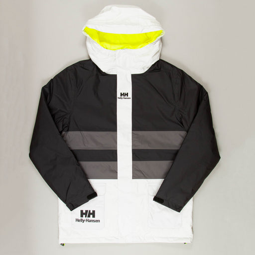 Yu Primaloft Insulated Rain Jacket in BLACKHELLY HANSEN - CACTWS