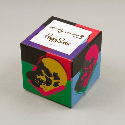 ANDY WARHOL 3-pack Gift Box