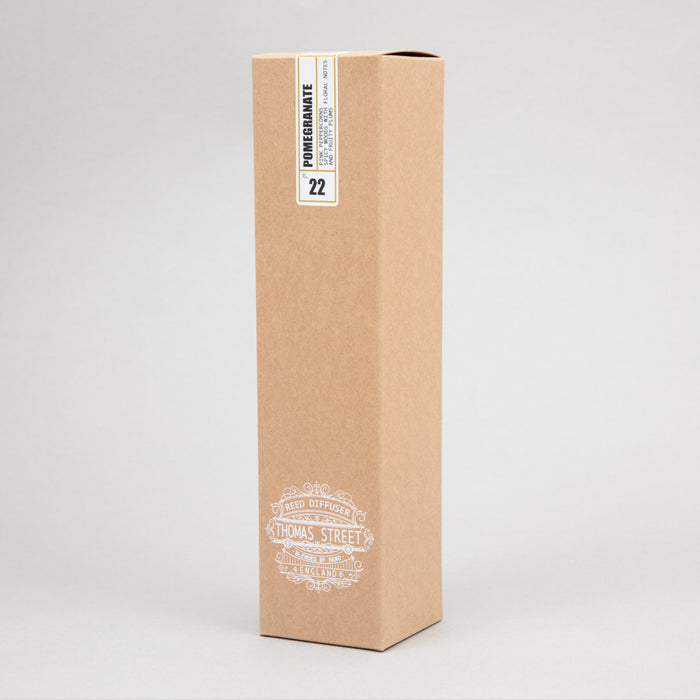 THOMAS STREET CANDLES #22 Pomegranate Reed Diffuser (200ml)