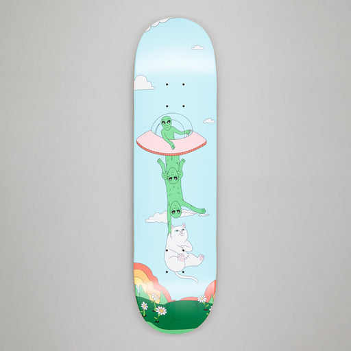 Abduction Skateboard Deck