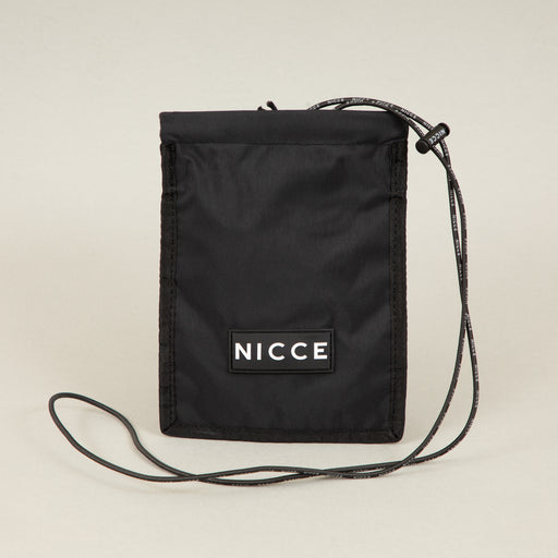 Ace Neck Pouch in BLACKNICCE - CACTWS