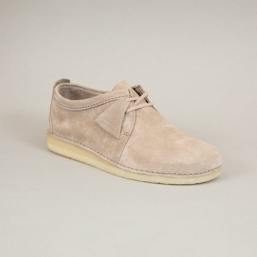 Ashton Shoes in SAND SUEDECLARKS ORIGINALS - CACTWS