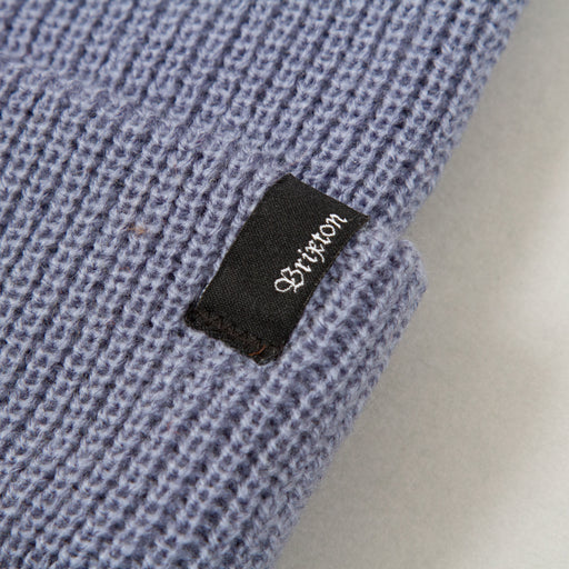 Heist Beanie in TWILIGHT BLUE