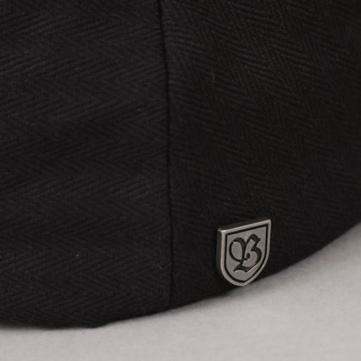 Hooligan Snap Cap in BLACK