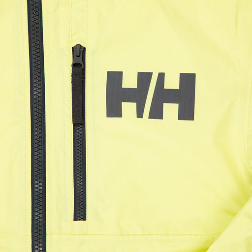 Belfast 2 Packable Jacket in SUNNY LIMEHELLY HANSEN - CACTWS