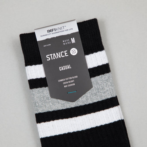Boyd Staple Socks in BLACK