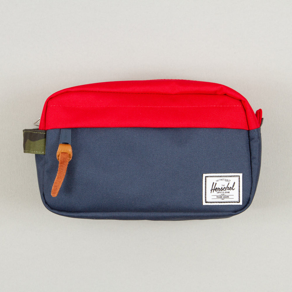 Chapter Travel Kit Carry-on in NAVY, RED & WOODLAND CAMOHERSCHEL SUPPLY CO. - CACTWS