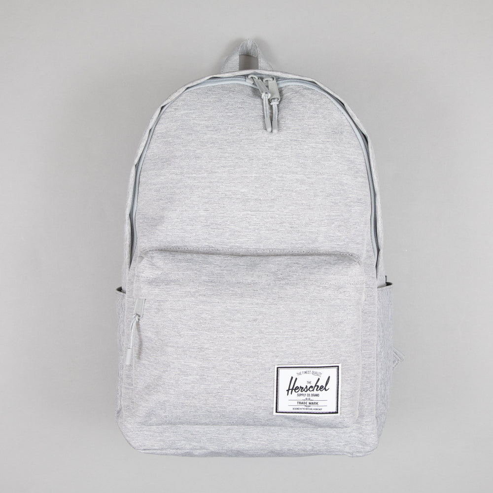 HERSCHEL SUPPLY CO. Classic XL Backpack in LIGHT GREY CROSSHATCH