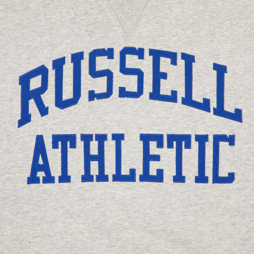 Crew Neck Sweatshirt in NEW GREY MARLRUSSELL ATHLETIC - CACTWS