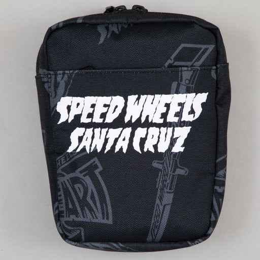 Crossbody Santa Cruz in BLACK SPEED WHEEL