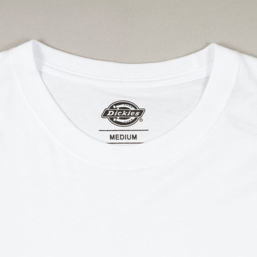 Stockdale Short Sleeve T-Shirt in WHITEDICKIES - CACTWS