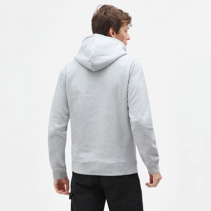 DICKIES San Antonio Hoodie in GREY MELANGE
