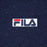 FILA Davey Dropped Shoulder Sweater in NAVY