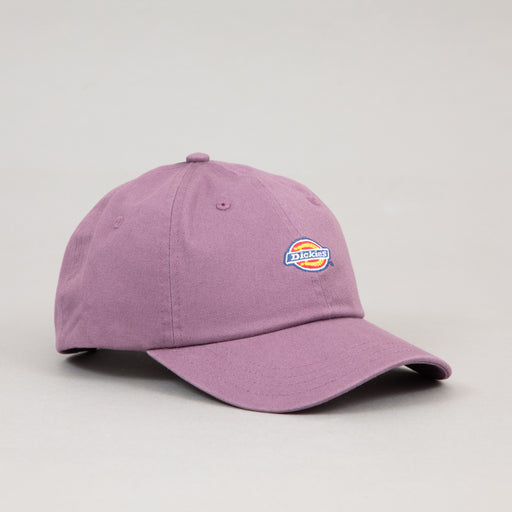 DICKIES Hardwick 6 Panel Unisex Baseball Cap in PURPLE