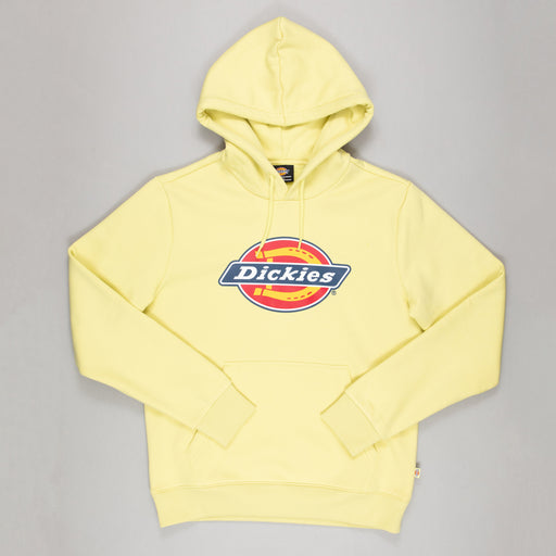 DICKIES Icon Logo Hoodie in MELLOW GREEN