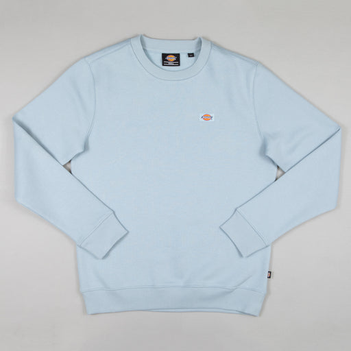DICKIES Oakport Sweatshirt in FOG BLUE