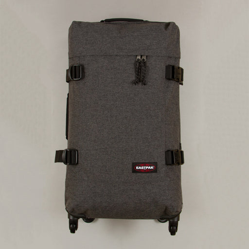 Trans4 M Wheeled Travel Bag in BLACK DENIM