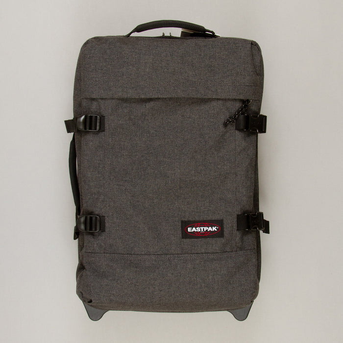Tranverz S Wheeled Cabin Bag in BLACK DENIM