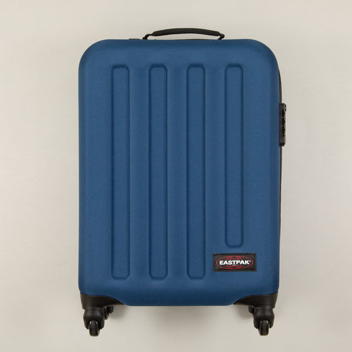 Tranzshell S Wheeled Travel Case in GULF BLUE
