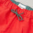 Colbert Plain Swim Shorts in RED COATFARAH - CACTWS