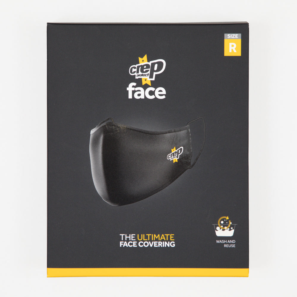 CREP PROTECT Face Covering in BLACK
