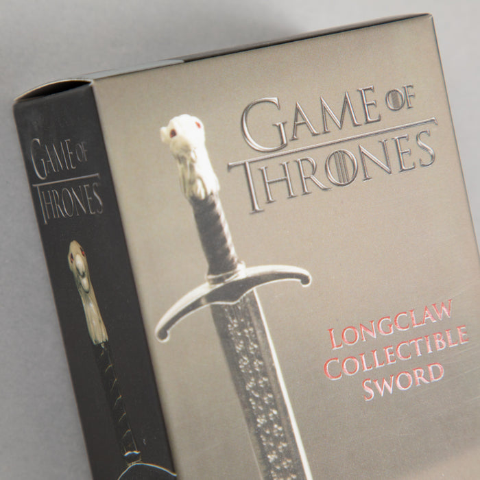 Game of Thrones: Longclaw Collectible Sword Minikit