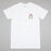 RIPNDIP Groovy Nerm Short Sleeve Tee in WHITE