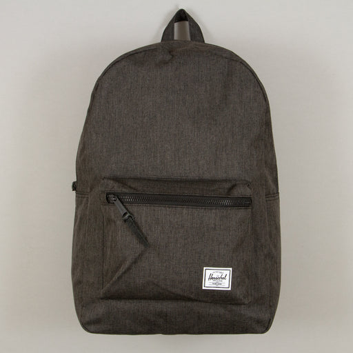 Settlement Backpack in BLACK CROSSHATCHHERSCHEL SUPPLY CO. - CACTWS
