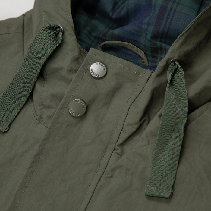 Hanley 3 Pocket Coat in FARAH GREENFARAH - CACTWS