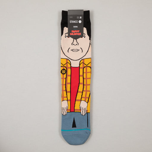 Happy Gilmore Socks in MULTICOLOUREDSTANCE - CACTWS