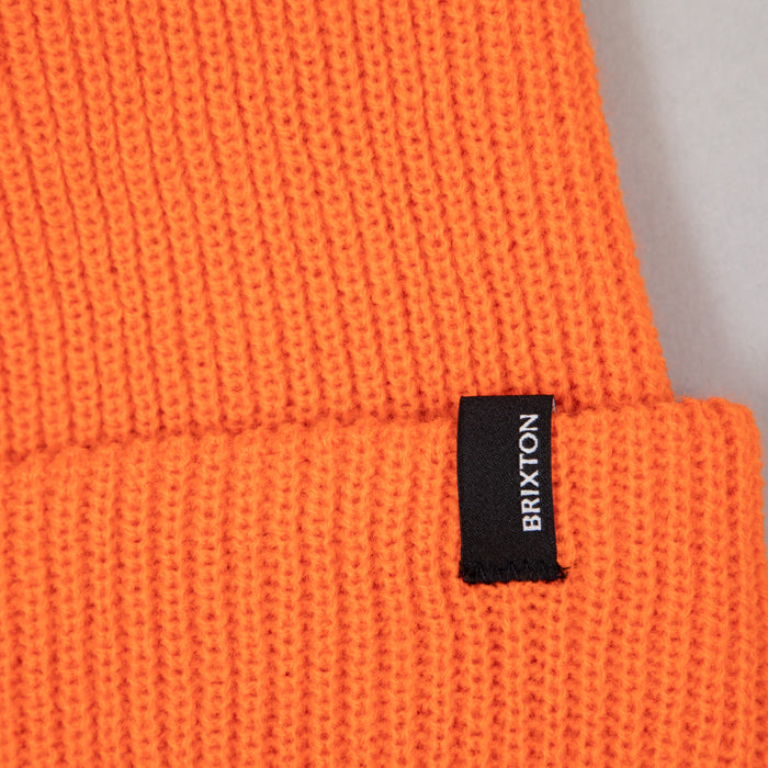 Heist Beanie in ATHLETIC ORANGE