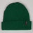 Heist Beanie in HUNTER GREEN