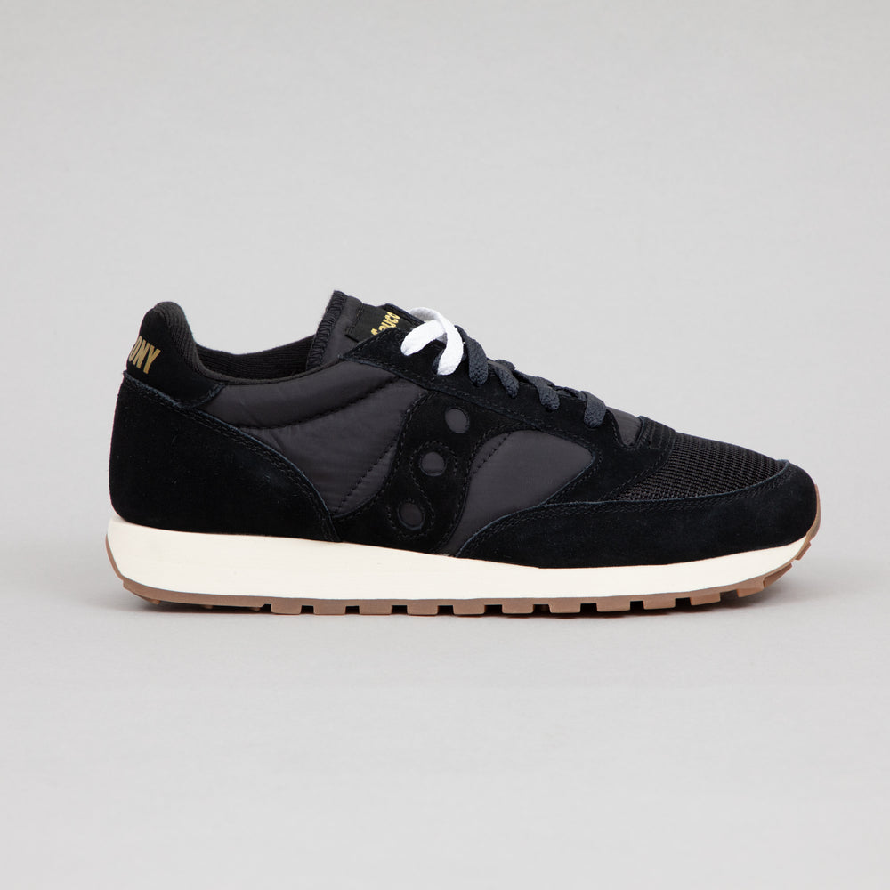 Jazz Original Vintage Trainers in BLACK