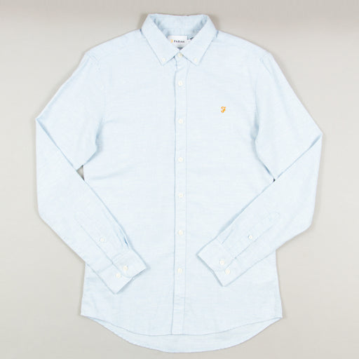 Kreo Long Sleeve Shirt in MOONSTONE
