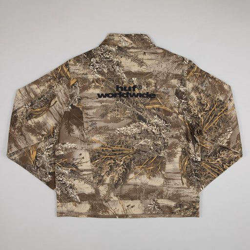 Lincoln Trucker Jacket in REALTREE MAX