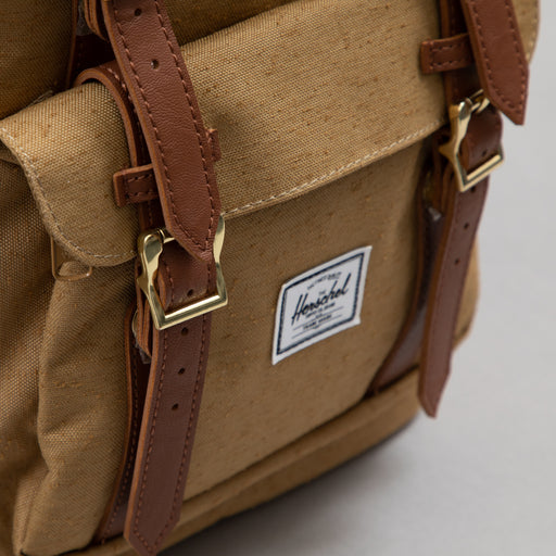 HERSCHEL Little America Backpack in CAYOTE BROWN