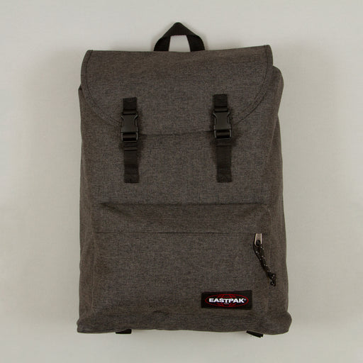 London + Backpack in BLACK DENIM