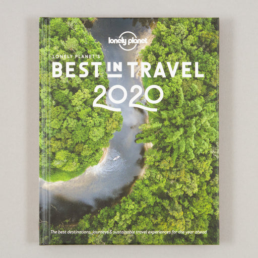 Lonely Planet's Best in Travel 2020BOOKSPEED - CACTWS