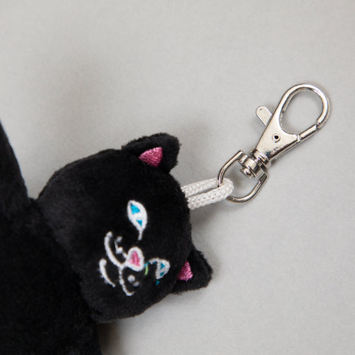 Lord Jerm Mini Plush Keychain in BLACK