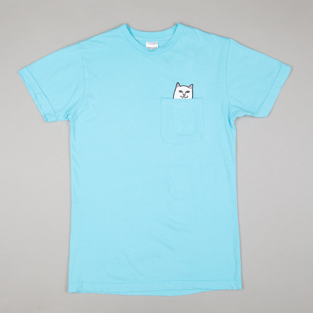 Lord Nermal Tee in BABY BLUE