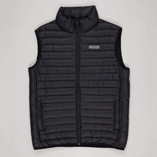 Maidan Gilet in BLACK