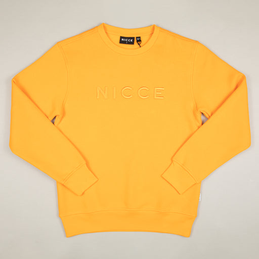 NICCE Mercury Sweater in FLAME ORANGE