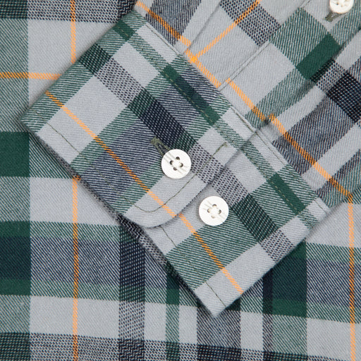 ONLY & SONS Omar Checked Shirt in DEEP DEPTHS
