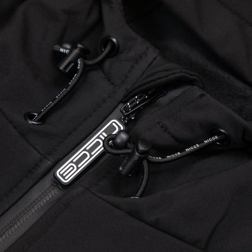 NICCE Nexo Jacket in BLACK