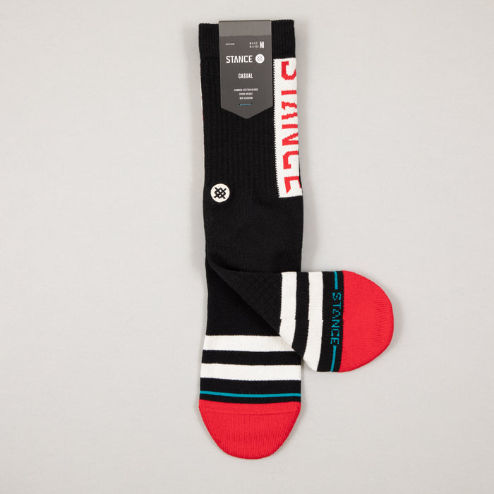 OG Socks in REDSTANCE - CACTWS