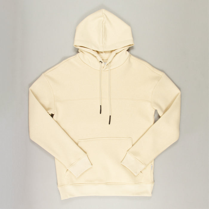 Wang Regular Hoodie Sweat in SANDSHELLONLY AND SONS - CACTWS