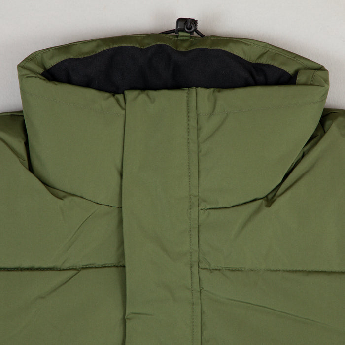DICKIES Olaton Padded Jacket in ARMY GREEN