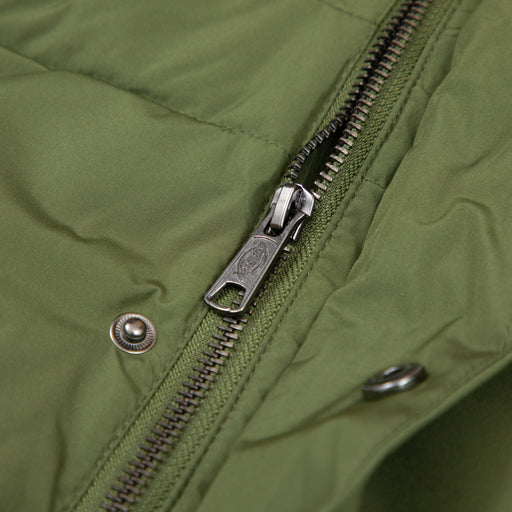 Olaton Jacket in ARMY GREEN